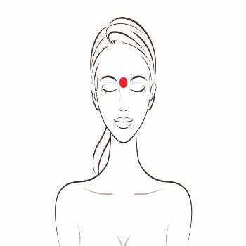 Acupressure against wrinkles: If you press these 8 points, your skin becomes firmer#acupressure