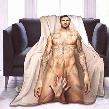 Adam Levine Soft and Comfortable Blanket, Suitable for Sofa,
