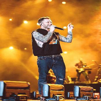 Adam Levine works his magic again, Entertainment News & Top Stories - The Straits Times