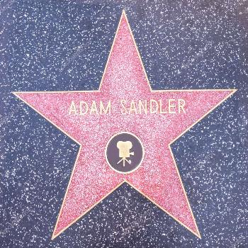 Adam Sandler star - Stock Photo ,