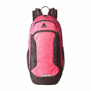 adidas Excel III Backpack (Shock Pink/Black/Grey) Backpack Bags. Stay ahead of the game with the ad