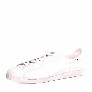 ADIDAS ORIGINALS-<Tag 10117>-WOMEN'S SUPERSTAR PURE LITE LACE-UP SNEAKERS. 10117>
