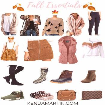 Looking for some fall fashion pieces to keep you cozy this fall? Here are some women's fall fashi