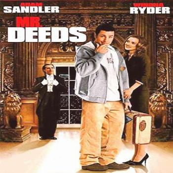 Pop Culture Graphics Mr. Deeds Poster Movie D 11 x 17 Inches