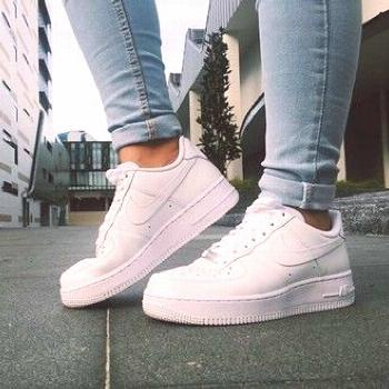 shoes sneakers white nike adidas high tops nike high tops white nikes denim air... shoes sneakers w