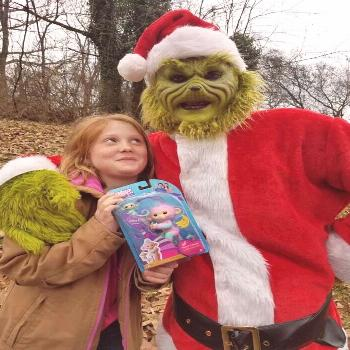 The Christmas Grouch  Make your next christmas event green with a visit from The Christmas Grouch!