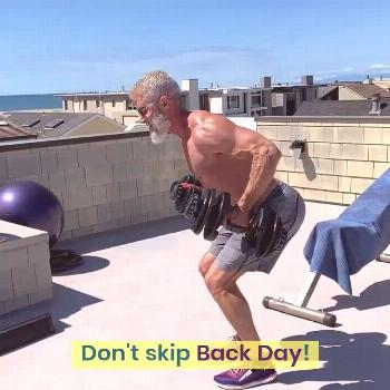 Train Your Back and Develop Your Torso's Most Important Muscles Too many people are skipping their